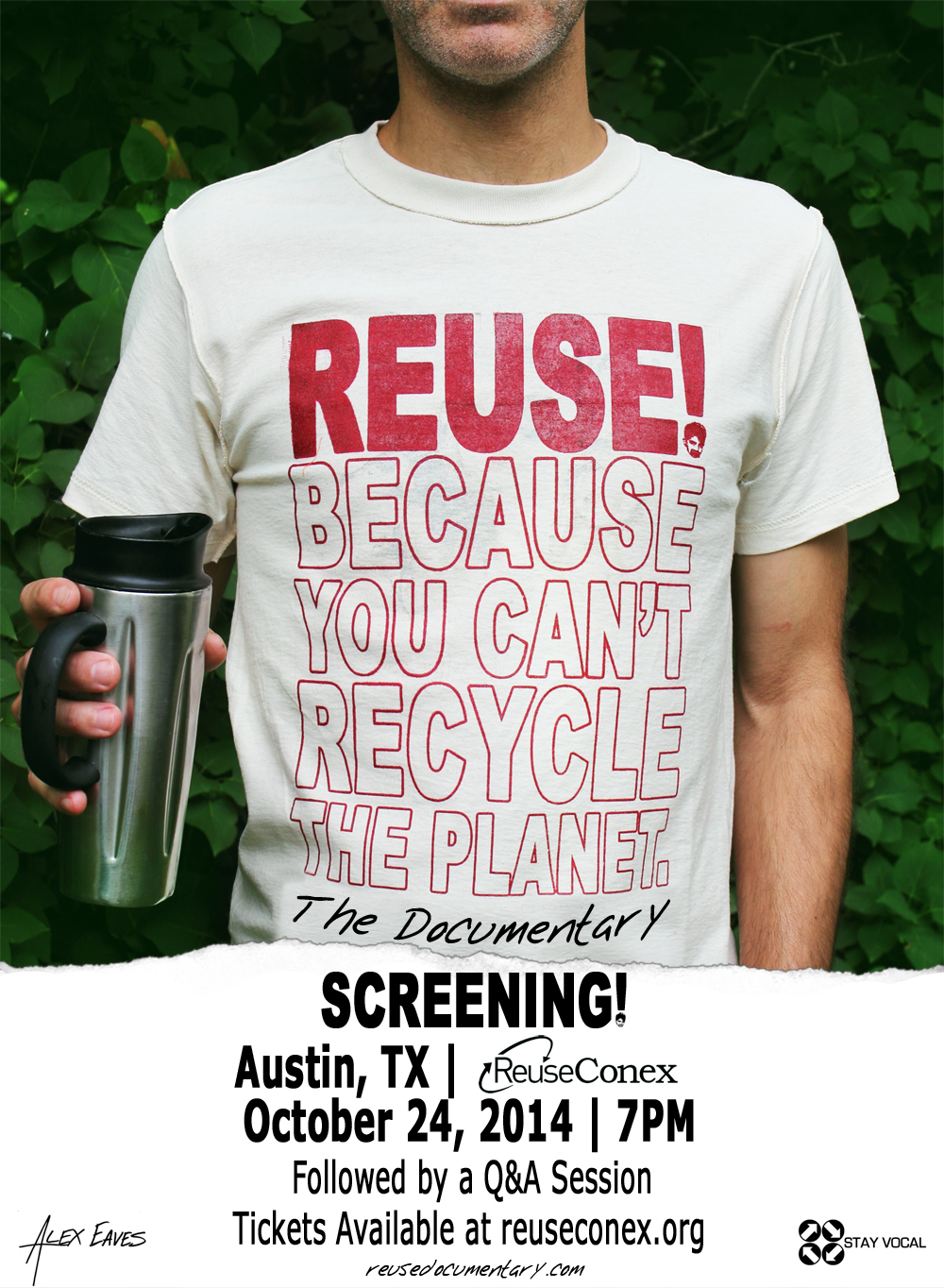 2014-10-24 REUSE! Documentary Screening Austin Texas