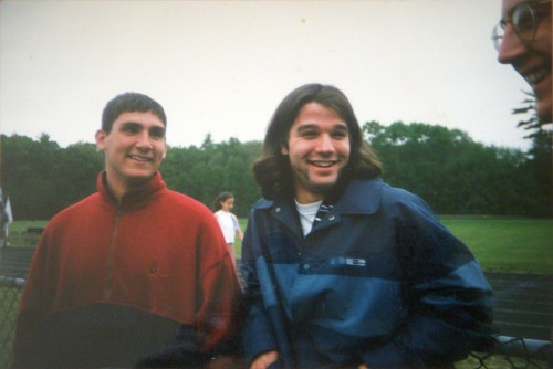 Nick Z and Alex Eaves - A Loooong Time Ago