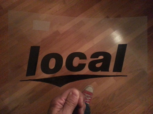 Local Skateboards Logo