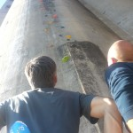 Silo City Rocks - Grain Silo turned climbing gym in Buffalo, NY