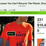Successfully Funded REUSE! Documentary Kickstarter