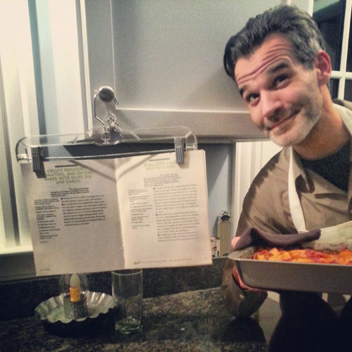 Alex Eaves Pants Hanger Cookbook Reuse